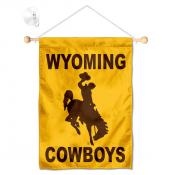 Wyoming Cowboys Small Wall and Window Banner