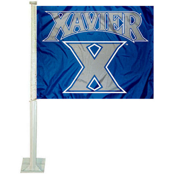 Xavier Car Flag