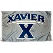 Xavier Musketeers Arch Logo Flag