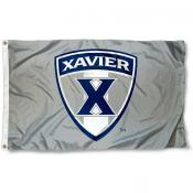 Xavier Musketeers Gray Flag