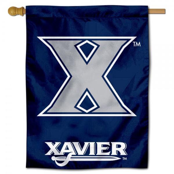 Xavier Musketeers House Flag