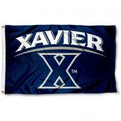 Xavier University Blue Flag
