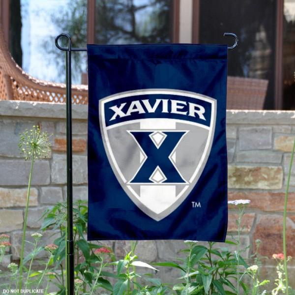Xavier University Garden Flag