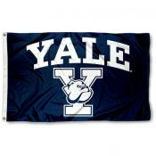 Yale Bulldogs Athletic Insignia 3x5 Foot Flag