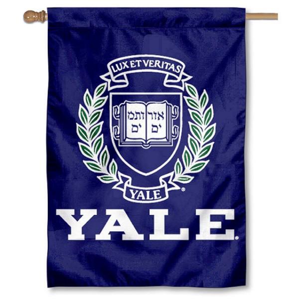 Yale House Flag