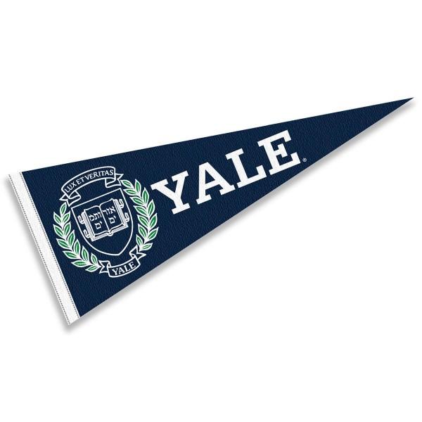 Yale University Felt Pennant