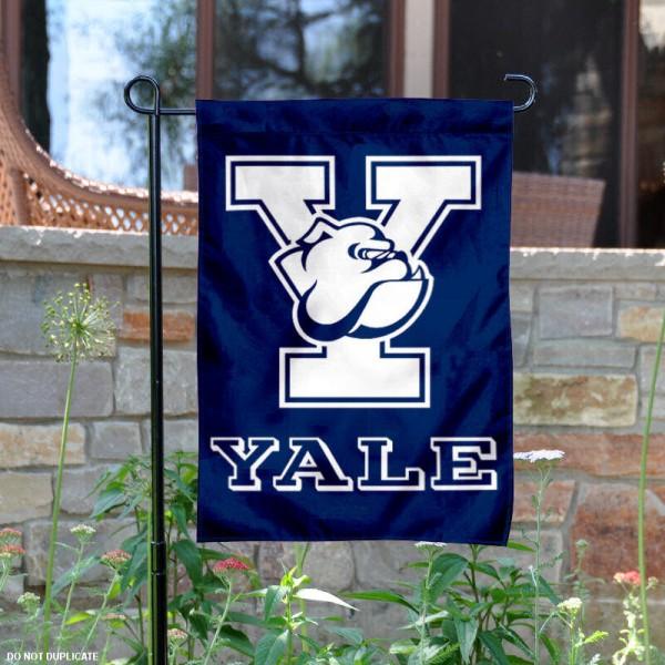 Yale University Garden Flag