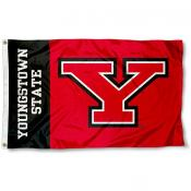 Youngstown State Penguins 3x5 Flag