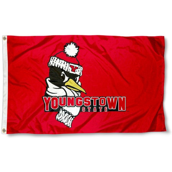 Youngstown State Penguins Flag