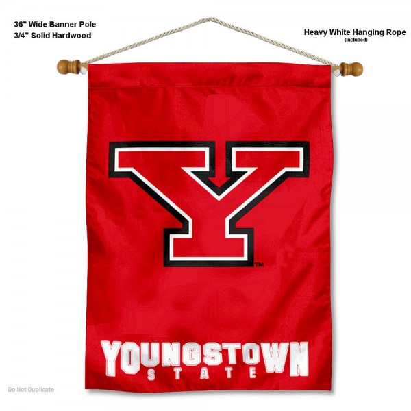 Youngstown State Penguins Wall Hanging