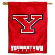 Youngstown State YSU Penguins House Flag
