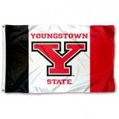 YSU Penguins College Flag