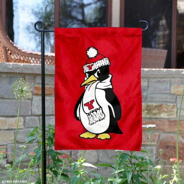 YSU Penguins Garden Flag