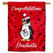 YSU Penguins Graduation Banner