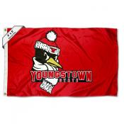 YSU Penguins Logo 4'x6' Flag