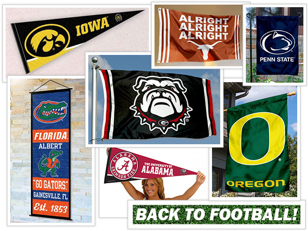 College Flags and Banners Company