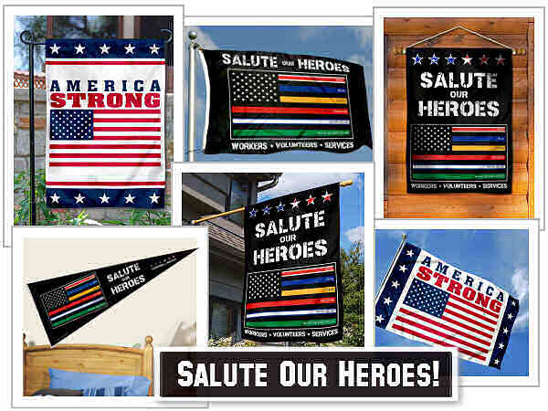 Salute Our Heros