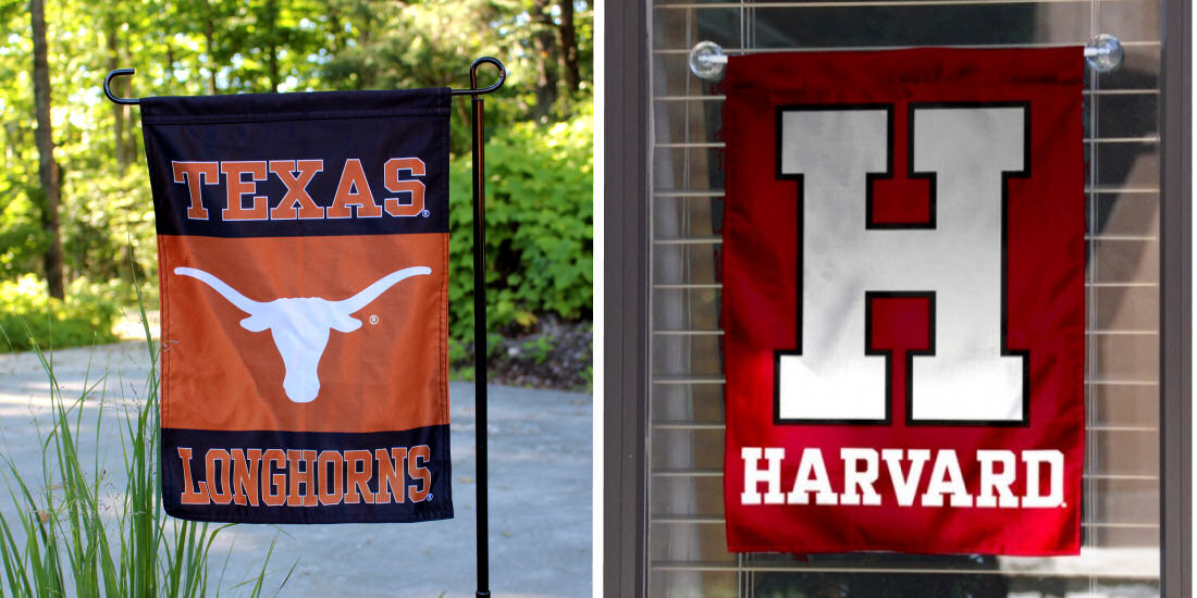 College Garden Flags at College Flags and Banners Co your college
