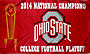 Ohio State National Champions Flags