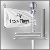 Tailgate Flagpoles