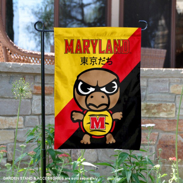 Maryland Terrapins Flag - Best Picture Of Flag Imagesco Org