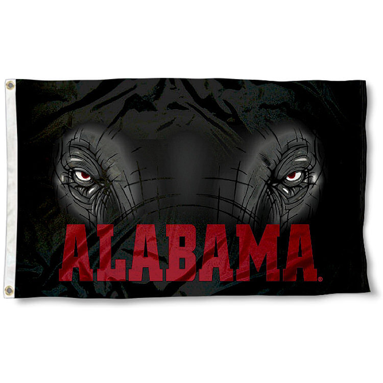 hot sales a98ca 9577c Alabama Crimson Tide Roll Tide Flag