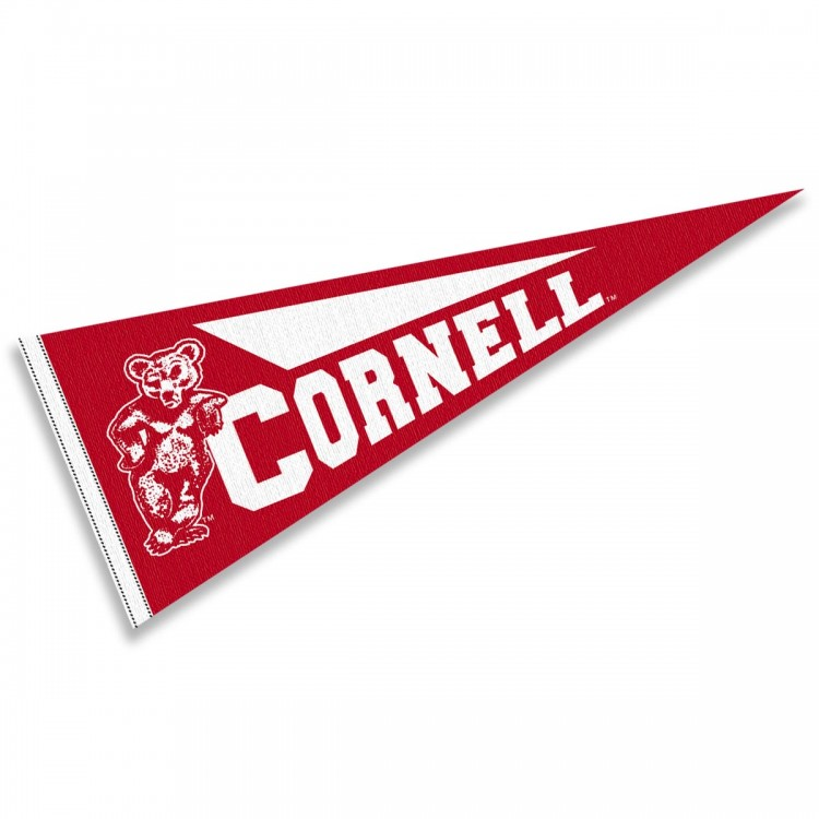 Cornell pennant your cornell pennant flag banner and pennant source pronofoot35fo Images