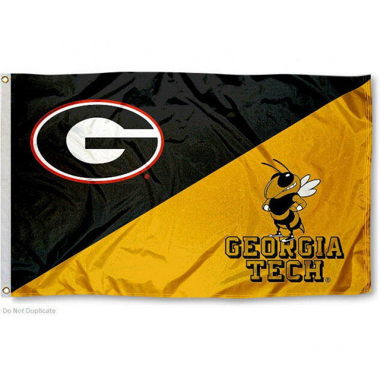 College House Divided Flags And Create Your Custom Collegiate Flag