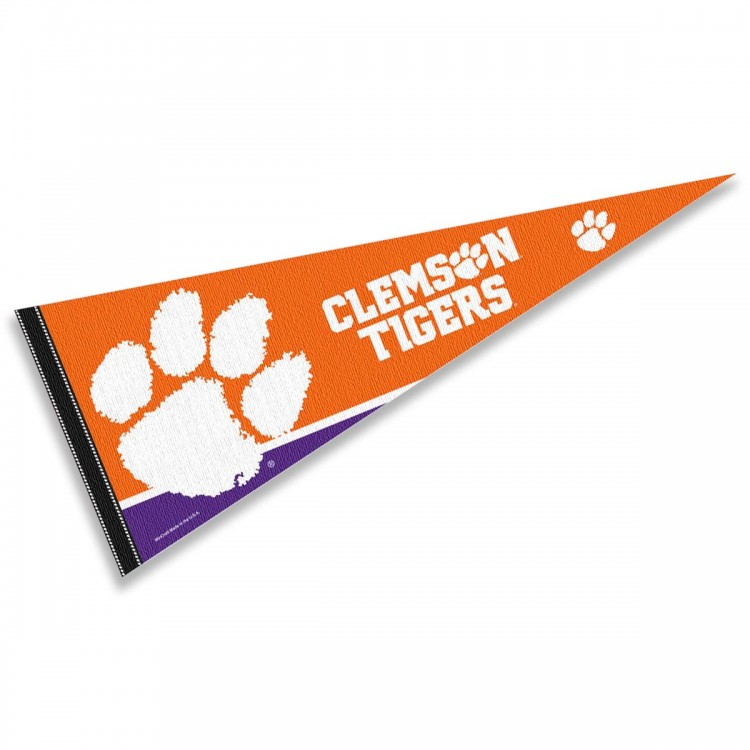 Clemson Tigers Pennant your Clemson Tigers Pennant source