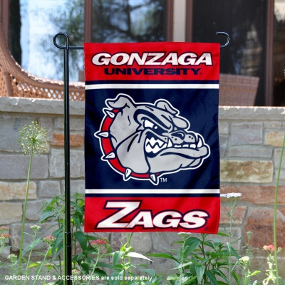 Gonzaga Bulldogs 2x3 Foot Flag College Flags and Banners Co