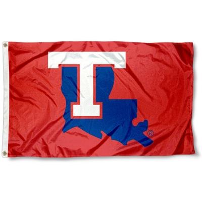 newest collection 7b7f9 5e030 Louisiana Tech Bulldogs Flag your Louisiana Tech Bulldogs ...