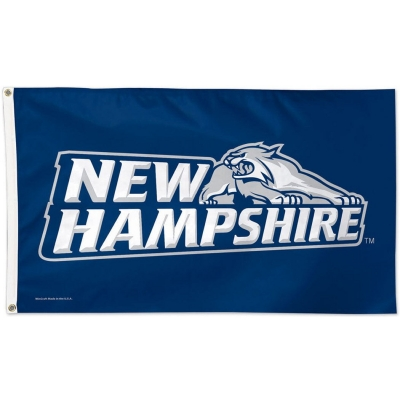 University of New Hampshire Wildcats Flag UNH Large 3x5