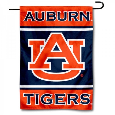 College Flags and Banners Co Auburn Tigers Garden Flag