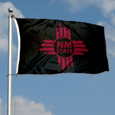 New Mexico State University Nm Logo Flag Your New Mexico State