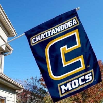 UTC Mocs Wall Hanging Banner