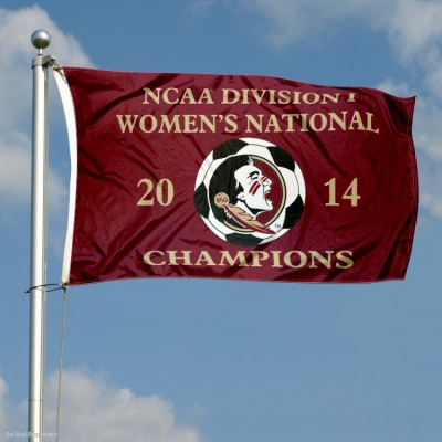 Florida State 2014 Womens Soccer Champs Flag College Flags and Banners Co